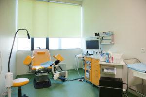 Многофункциональная больница с родильным домом (пос. Коммунарка) 1-я очередь
