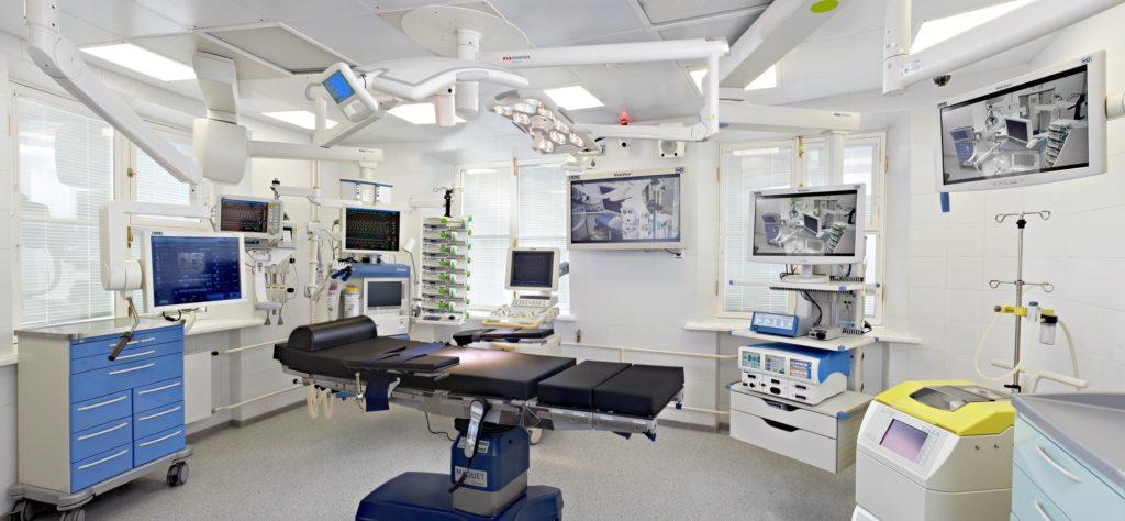 Комплексное оснащение медицинских учреждений
