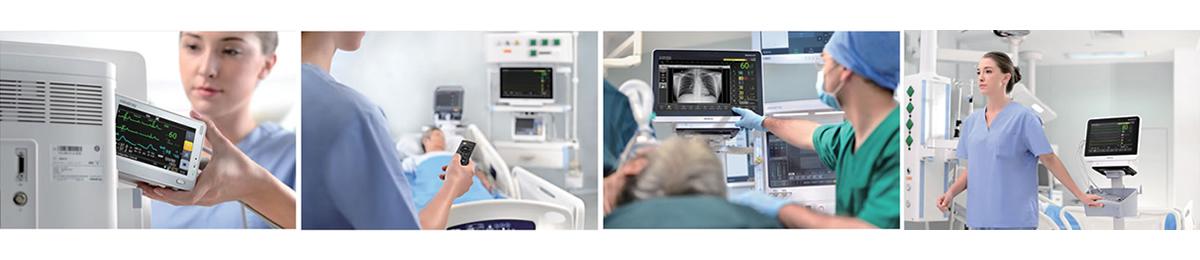 Монитор пациента BeneVision N17/N15/N12