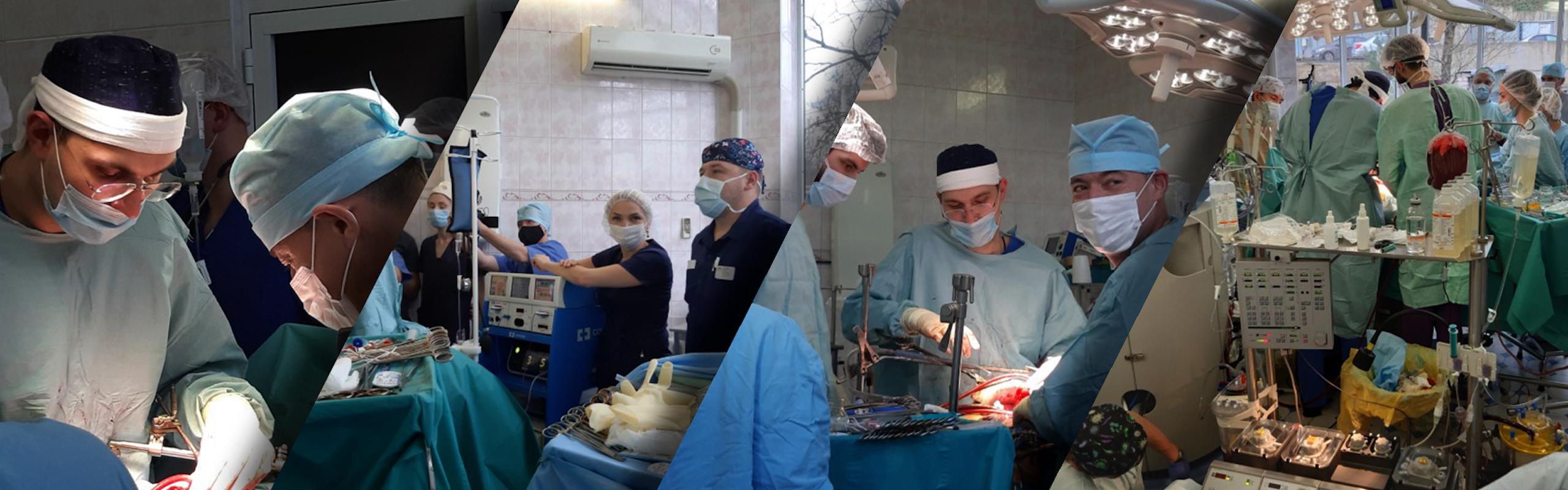 Инновационная операция по химиоперфузии рака печени