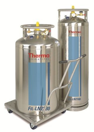 Контейнеры для жидкого азота Thermo Scientific