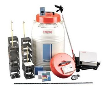 Системы хранения в жидком азоте Thermo Scientific Locator и Locator Plus