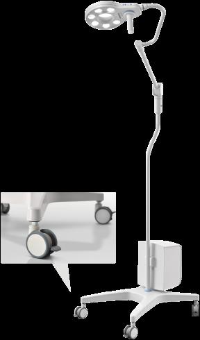Хирургический светильник HyLED 9300