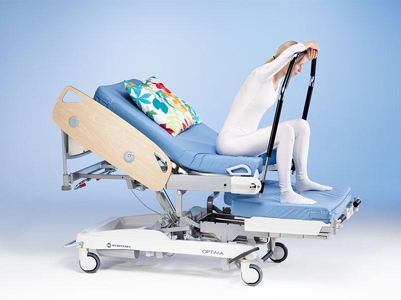 Акушерская кровать Merivaara Optima