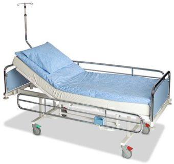 Медицинская кровать Salli F с фиксированной высотой