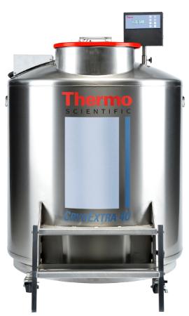 Системы хранения в жидком азоте Thermo Scientific CryoExtra
