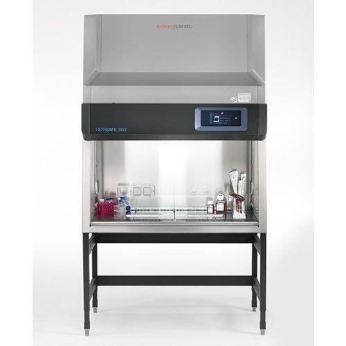 Ламинарный шкаф II класса микробиологической защиты Herasafe 2030i и Maxisafe 2030i