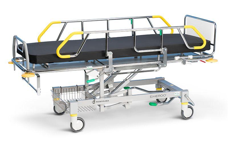 Каталка для пациентов Merivaara Emergo