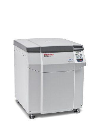 Напольные высокопроизводительные центрифуги Thermo Scientific Sorvall™ BP 8 и BP 16 для служб крови