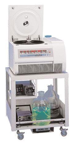 Проточные центрифуги Thermo Scientific