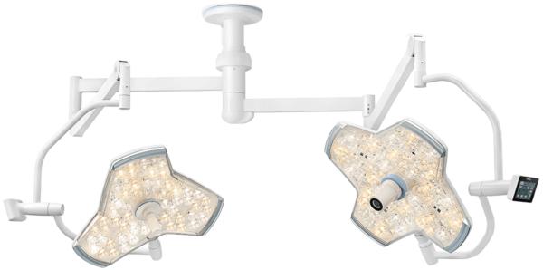 Хирургический светильник Серия HyLED X