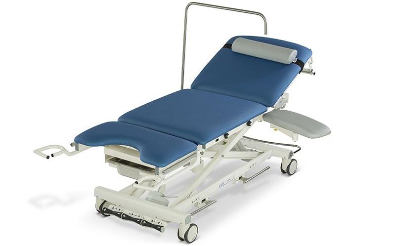 Получено регистрационное удостоверение на стол смотровой гинекологический Lojer4050X(модификацийFи М).